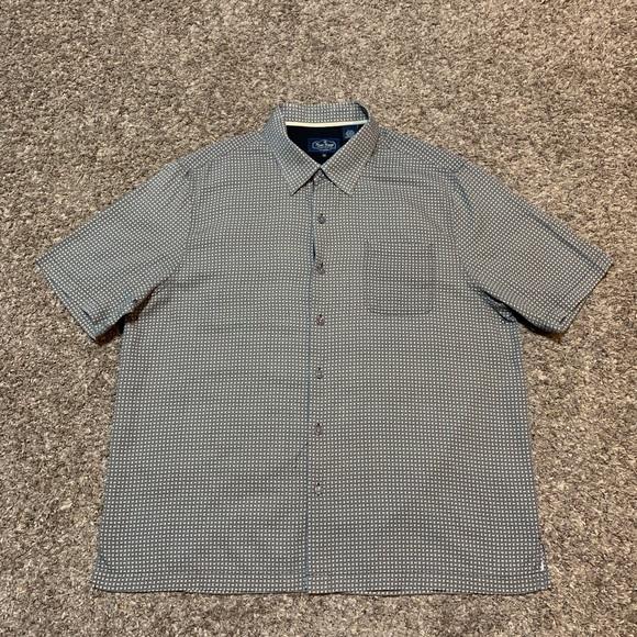 449efc2862d51 Nat Nast Shirts | Mens Button Up Shirt Geometric Diamonds | Poshmark